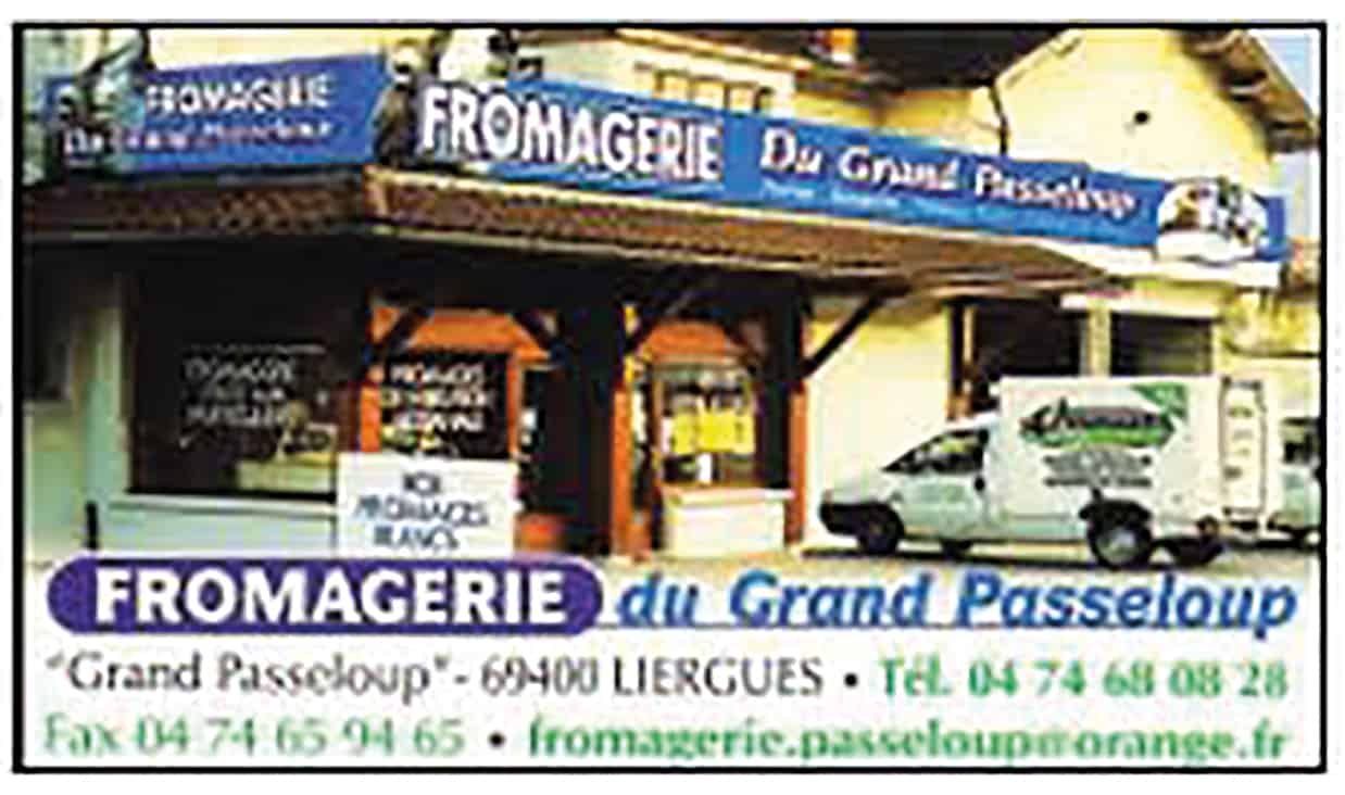 Fromagerie Passeloup